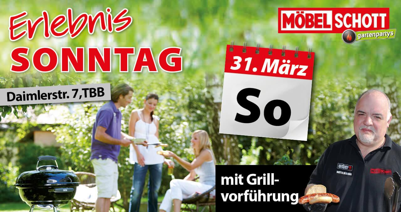 Verkaufsoffener Sonntag Am 31 März Möbelhaus Würzburg Möbel Schott