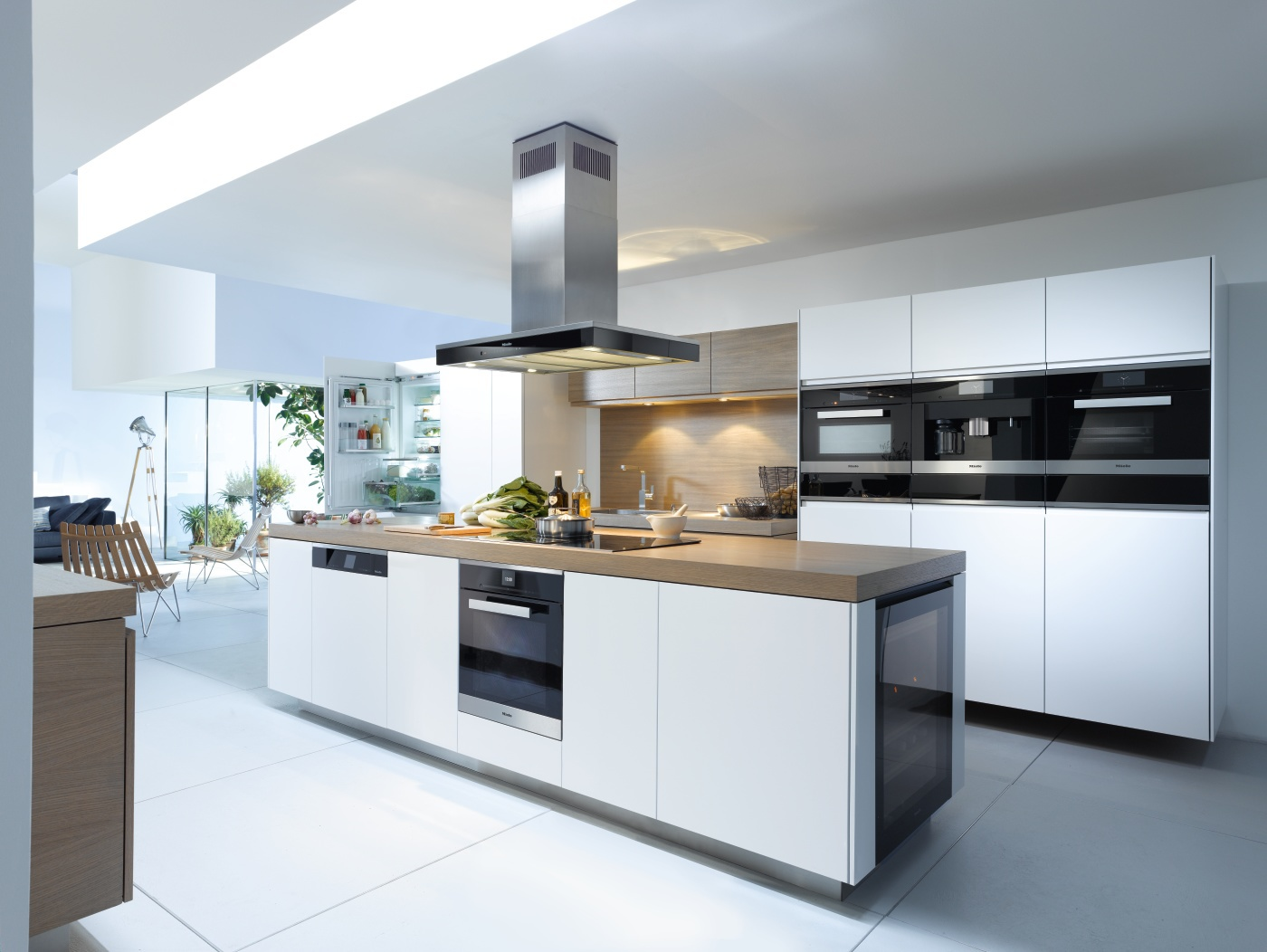 qualitativ hochwertig innovativ einfach perfekt die k chen von nolte auch bei ihrem. Black Bedroom Furniture Sets. Home Design Ideas