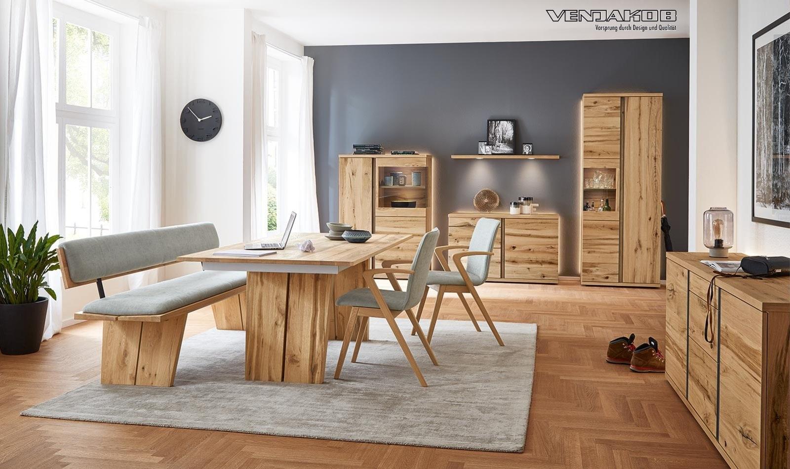 Esszimmer Von Venjakob U2013 Qualität Und Meisterhafte Handwerkskunst Seit  Mehreren Generationen