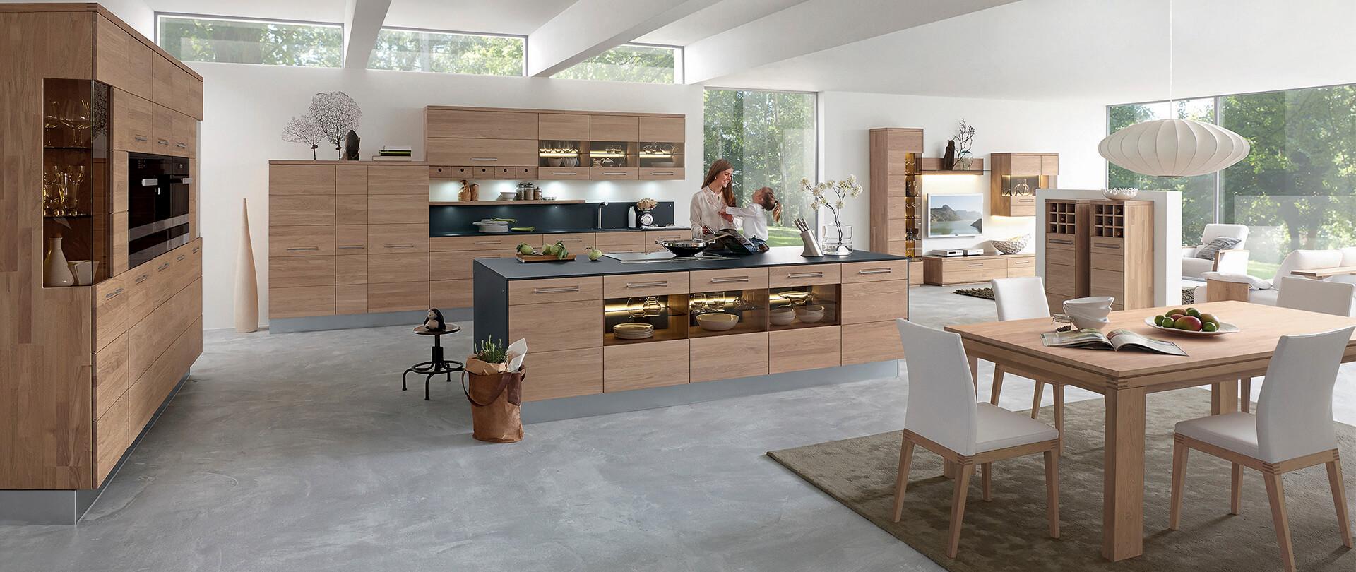 Massivholzküchen massivholzküchen tauberbischofsheim möbel schott