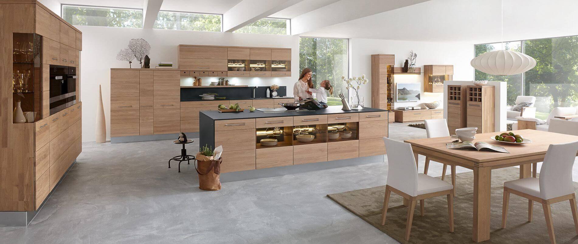 massivholzk chen tauberbischofsheim m bel schott. Black Bedroom Furniture Sets. Home Design Ideas