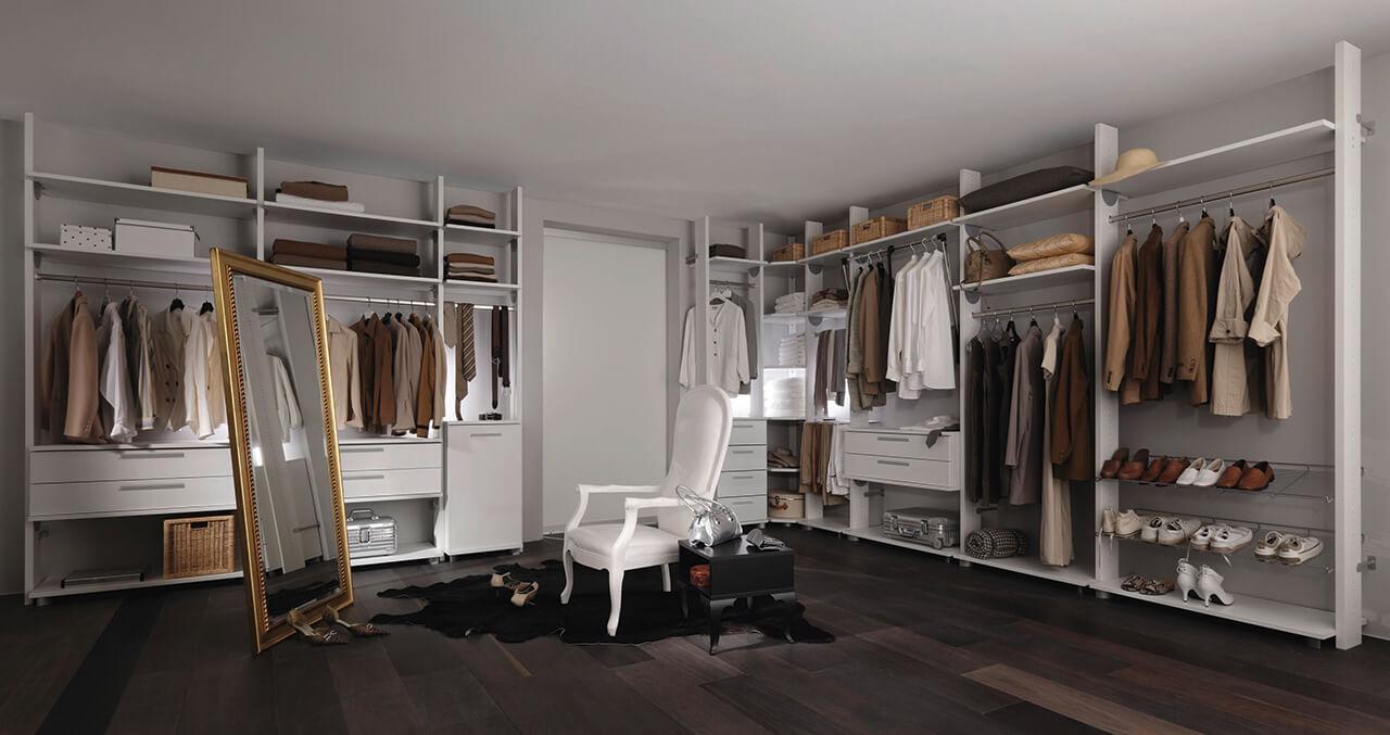 begehbar. Black Bedroom Furniture Sets. Home Design Ideas