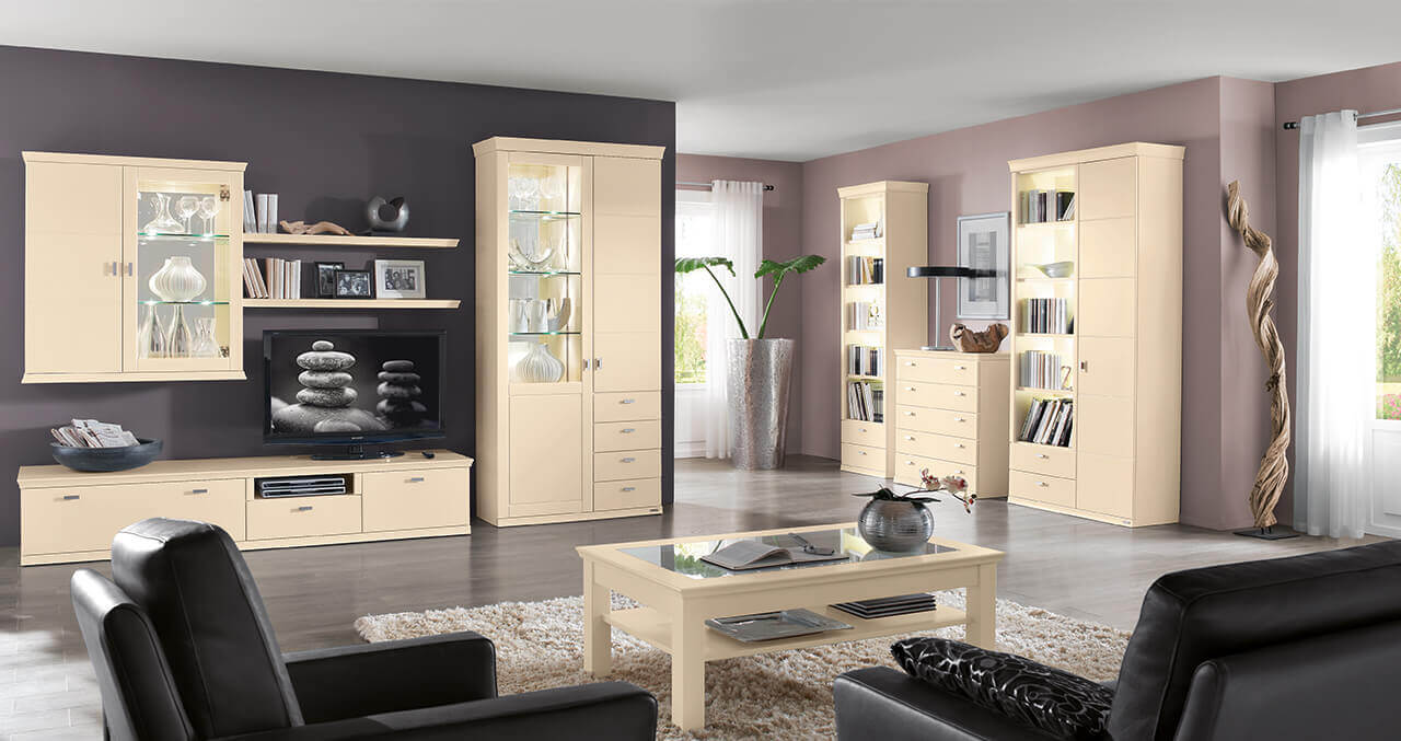 musterring wohnwand eiche interessante ideen f r die gestaltung eines raumes in. Black Bedroom Furniture Sets. Home Design Ideas